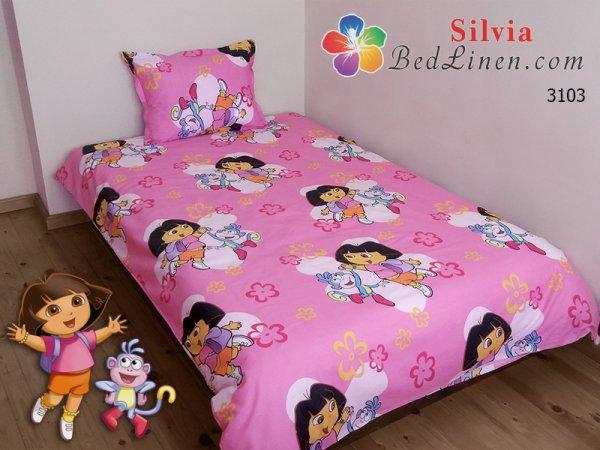 Детски спален комплект хасе Дора